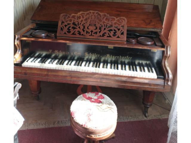 Piano Antic Bösendorfer