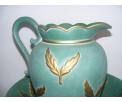 Set vas ceramic cu carafa
