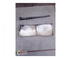 Tabachera de argint și pipa