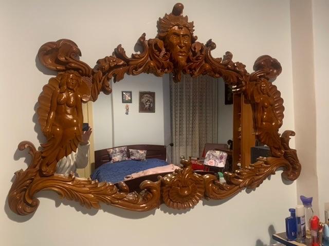 Rama masiva oglinda