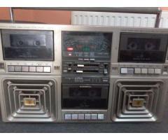 radiocasetofon triplu