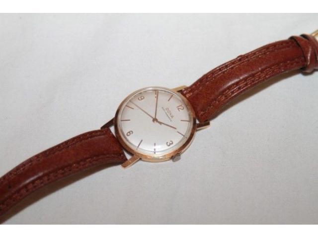 ceas aur 14k DOXA  barbati